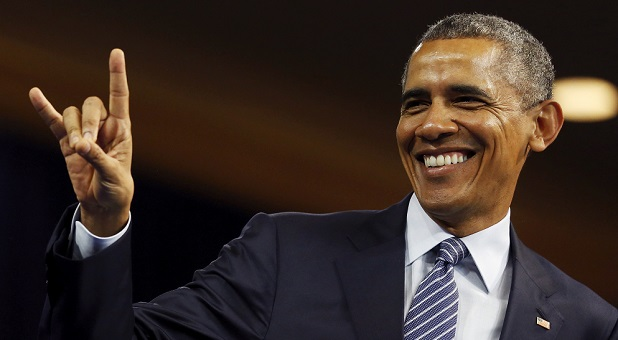 Obama, der Antichrist